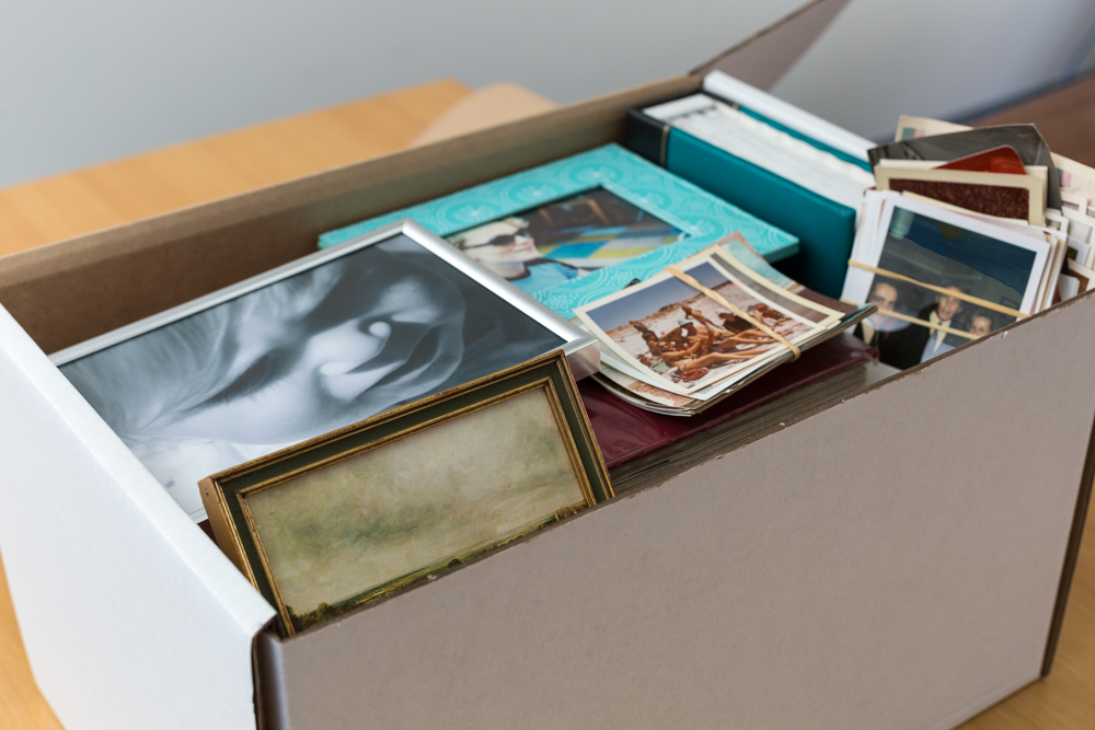 Photo Box Digitisation