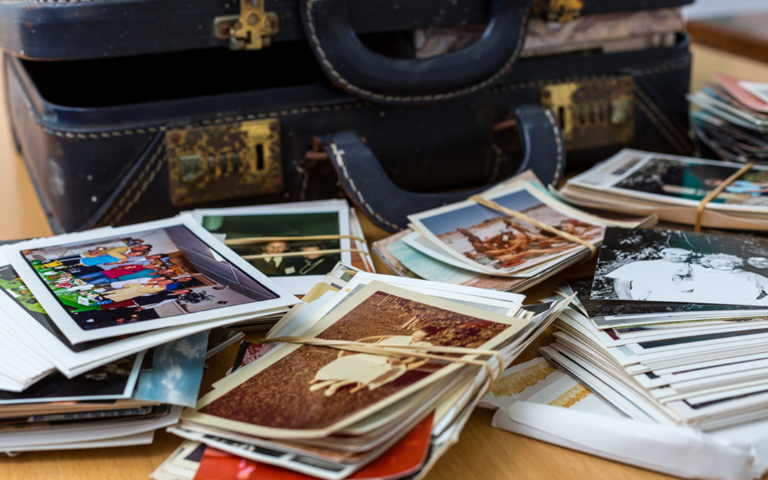 Top Reasons to Digitise Your Photos