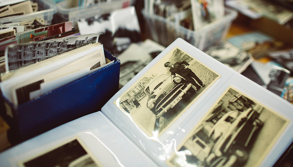 Why it's a Smart Move to Convert Old Photos to Digital Copies