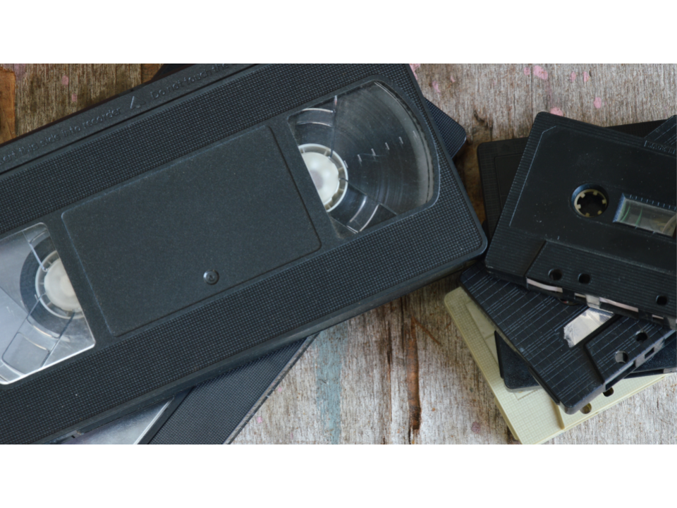 convert analog video tapes to digital